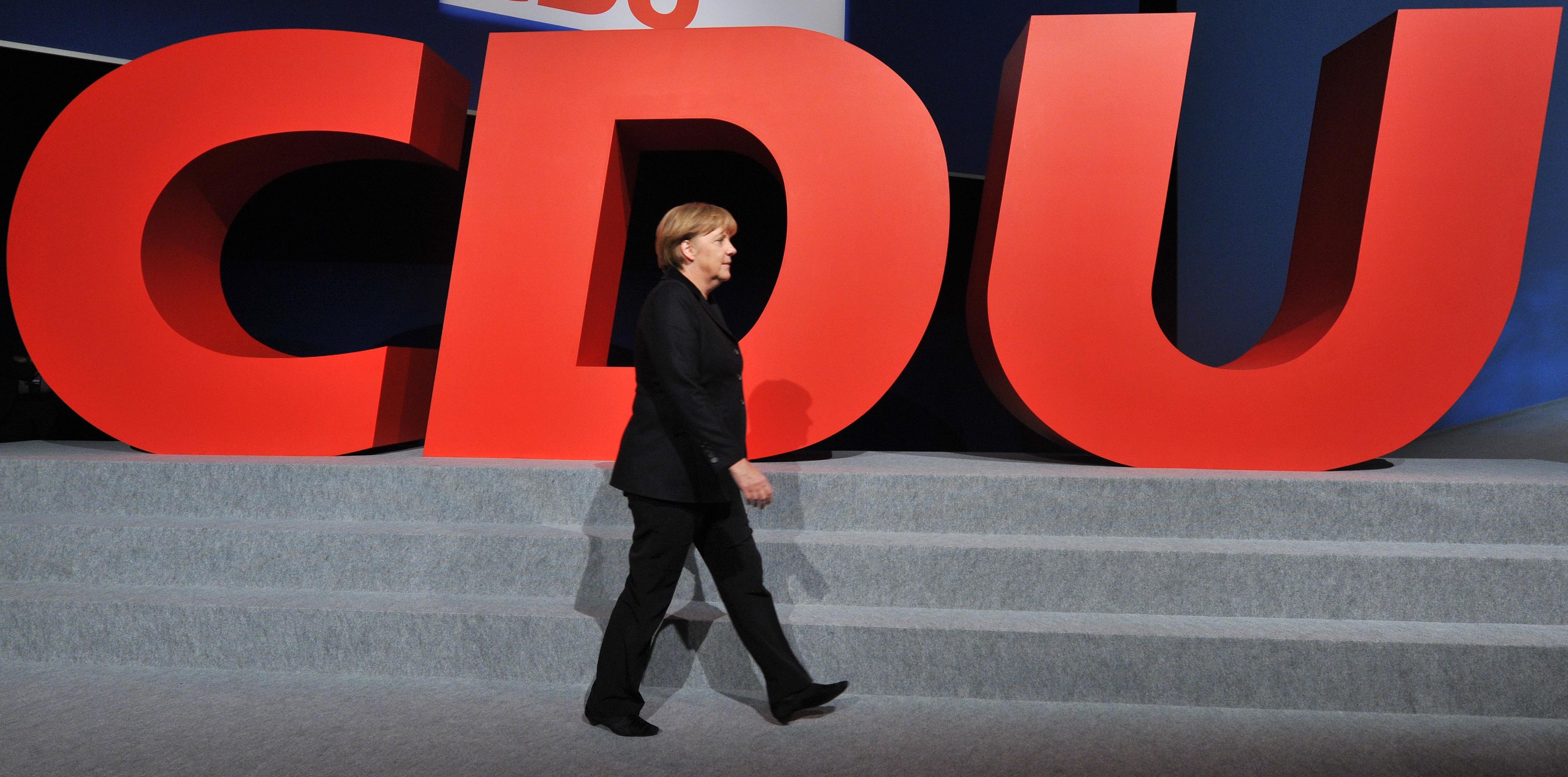 Die Zukunft der Volkspartei CDU nach Angela Merkel