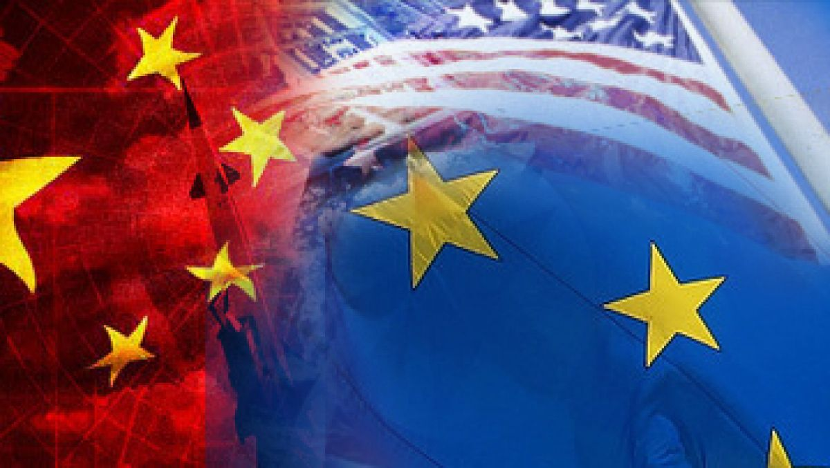 Europe: Competitive or colony of Tech empires in USA or China?