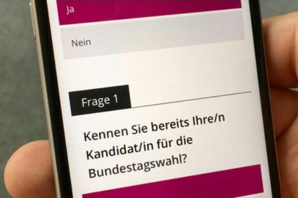 Facebook, Deutsche Post und der Wahlkampf