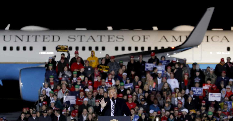Trumps digitales Schweizer Taschenmesser für den Wahlkampf